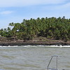 Devil's Island, tour on a catamaran boat to the 3 islands. French Guiana, 3/4/2018