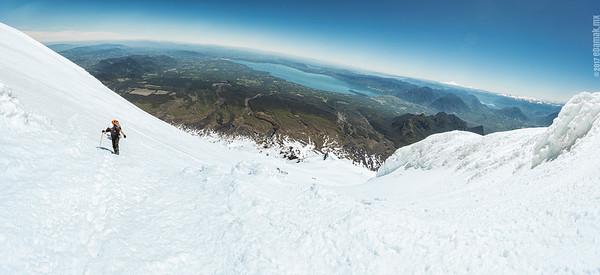 Volcan Villarica Ascent