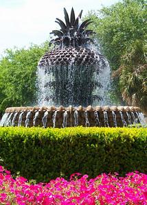 Waterfront Park Fountain - Charleston,SC
