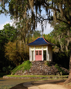 Avery Island, LA - Jungle Gardens - Buddha's Temple