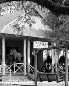 Avery Island, LA - Tabasco Factory