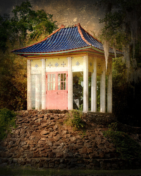 Avery Island, LA - Jungle Gardens - Buddha's Temple