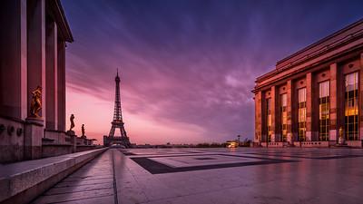 A Walk in Paris & Rome