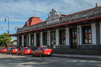 Estación del Ferro Carril al Atlántico de Costa Rica