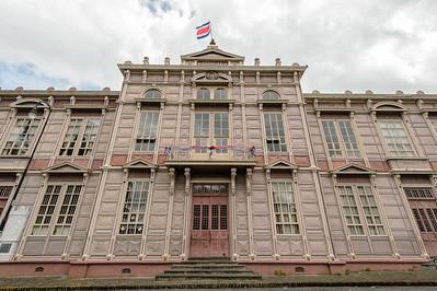 Escuela Metálica Buenaventura Corrales, San José - Costa Rica.
