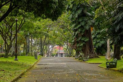 Parque Nacional de Costa Rica.