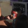 Face Painting at the 66th Anniversary Rodeo Santa Fe