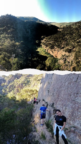 Hike at Werribee Gorge State Park