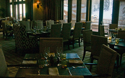 Dining Montage Deer Valley