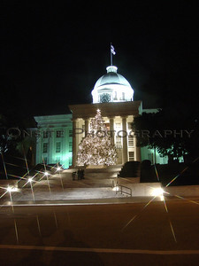 Photo by David Tanner - Alabama State Capital, Montgomery, AL
