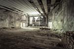 Pripyat�s movie theater