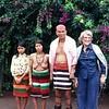 Barbara with Colorado Indian family
