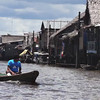 Belen is a section of the city of Iquitos.  A portion of Belen is a floating and stilt city of 20,000 people.  Their adaptations to life on the water are impressive.