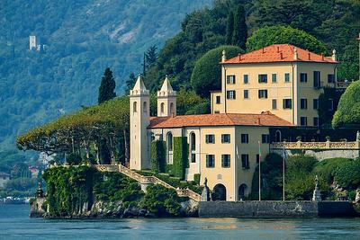 """""""Villa del Balbianello"""", Lenno, Lake Como, Italy"""