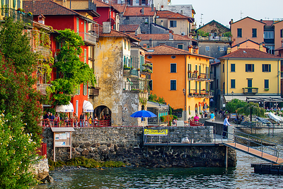 """Varenna"", Lake Como, Northern Italy"
