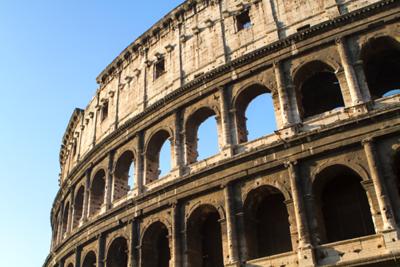 """The Colloseo"", Rome, Italy"
