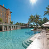 Swimming pool of Biltmore hotel in Miami