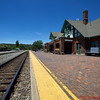 Train Depot in Flagstaff