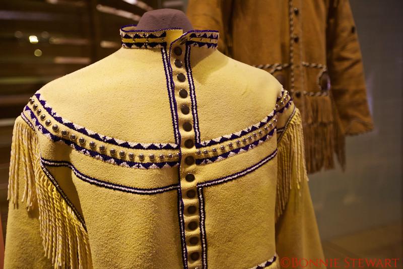 Native American Indian Deer Skin Jackets