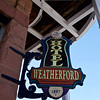 Weatherford Hotel in Old Town Flagstaff