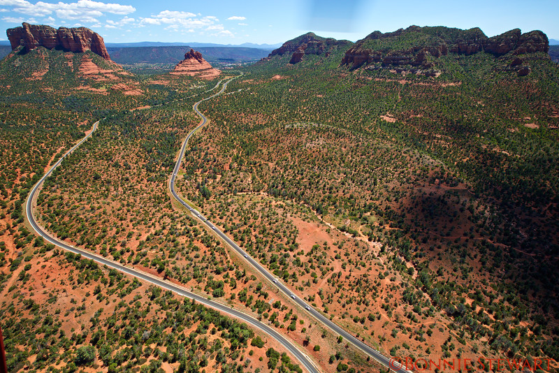 Sedona from the Air
