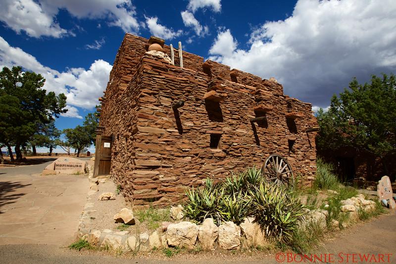Hopi Museum near the El Tovar Hotel