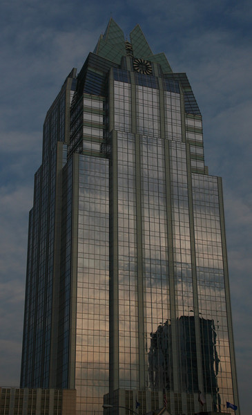 Austin has some skyscrapers