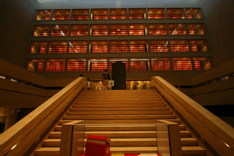 The LBJ Library