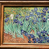 Irises, Dutch, Vincent Van Gogh, 1889