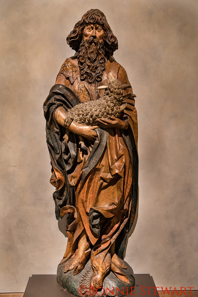 John the Baptist, German, 1515