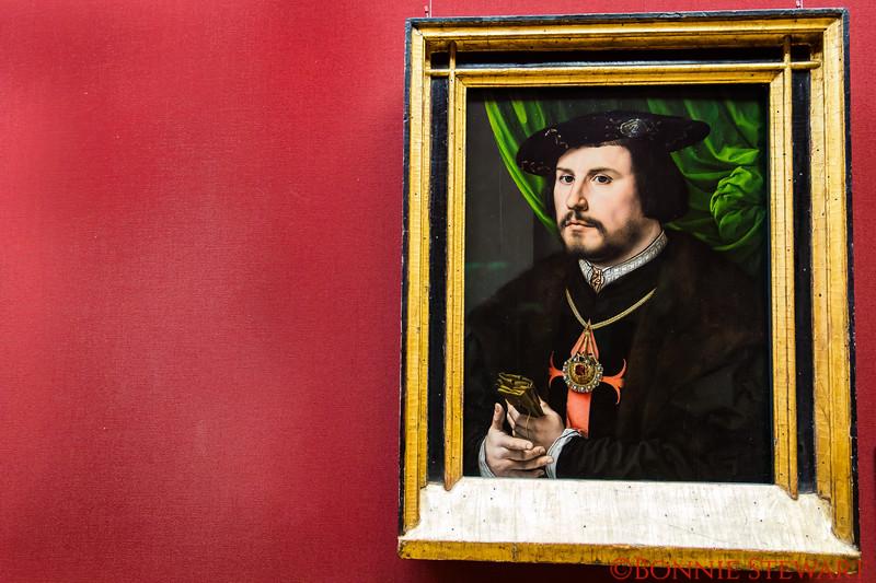 Portrait of Francisco de los Cobos y Molina, Flemish, Jan Gossaert, 1530-32