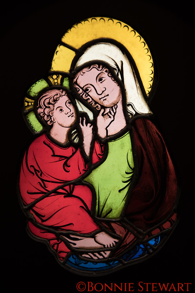 Virgin and Child, Austrian, 1335