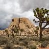Hidden Valley with Massive Boulders in legendary cattle rustlers' hideout