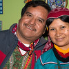 Rosendo and his Wife, Huichol Artisan