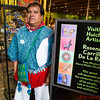 Rosendo, Huichol Artisan at the San Diego Zoo