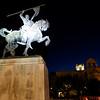 El Cid Statue in Balboa Park