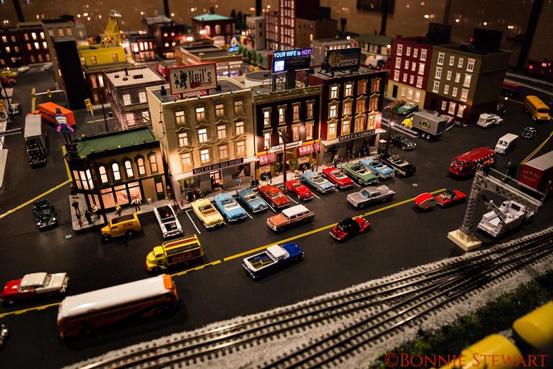 Old Town Model Railroad Depot