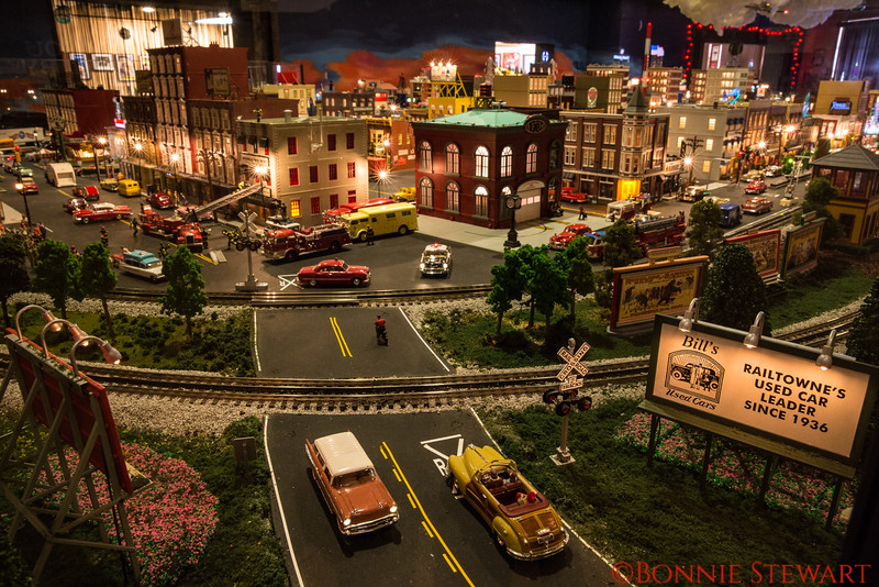 Old Town Model Railroad Depot