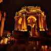 Palace of Fine Arts built for the 1915 Panama Pacific Exposition, located in the Marina District