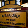 Cable Car Museum - Part of the Cable Car Barn that houses the massive engines that turn the cables for the cable cars