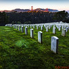 Presidio National Cemetery Overlook