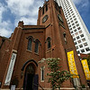 Old Saint Mary's Cathedral in China Town