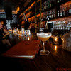 The Detective File (Menu) and a Speakeasy Historic Drink - created by the Bartenders
