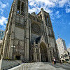 Grace Cathedral in French Gothic Style