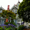The Victorian Haas-Lilienthal House at 2007 Franklin Street was built in 1886 by William Haas, a Bavarian wholesale grocer.  HIs daughter Alice married Samuel Lilienthal and when she died the house was donated to the City of San Francisco.