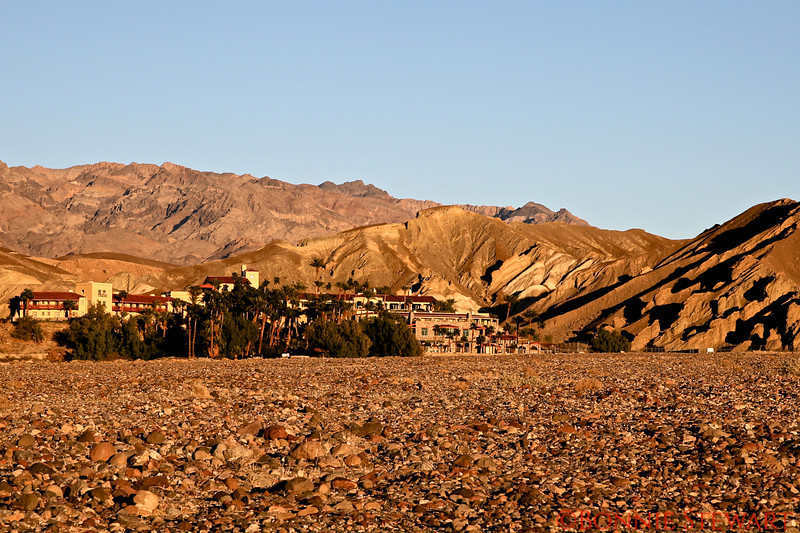 The Inn at Furnace Creek in Death Valleyu