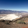 View from Zabriskie Point in Death Valley