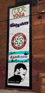Mural Advertising Shops