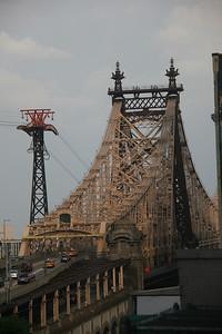 Queensburro Bridge in NY