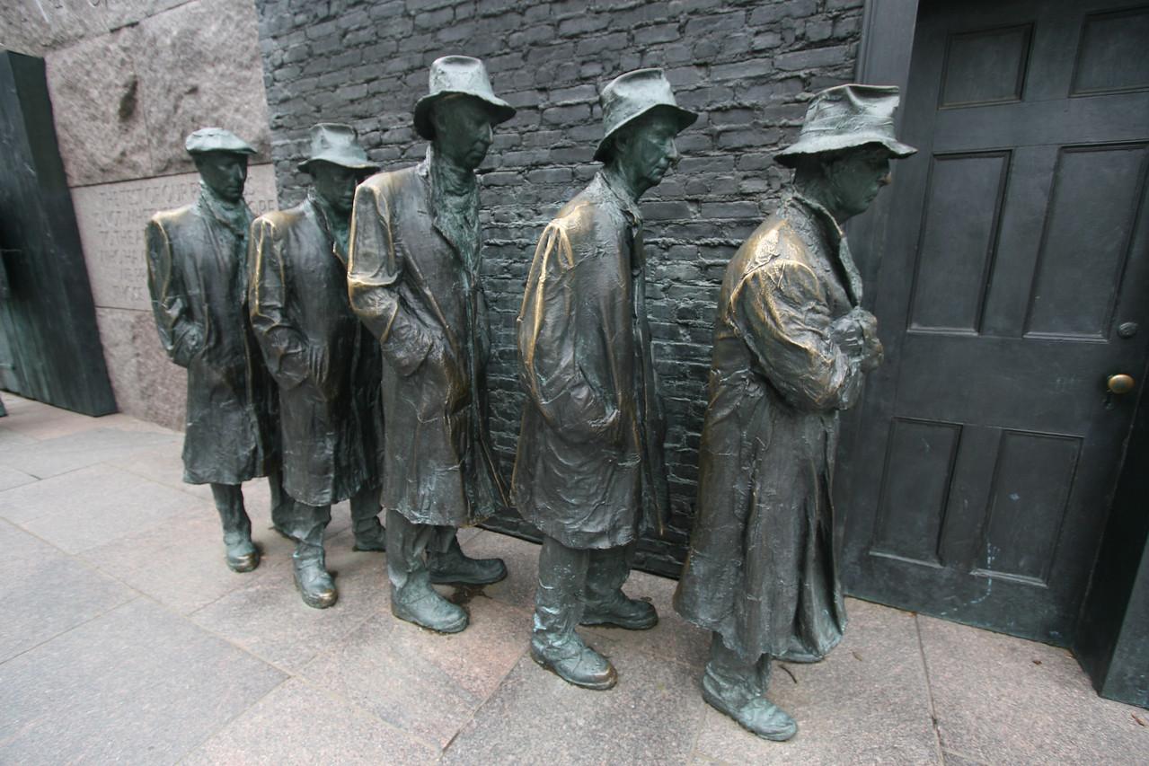 Roosevelt Memorial - WDC
